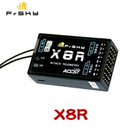 FrSky X8R 2.4Ghz 8/16Ch S.BUS Smart Port Telemetry Receiver for Taranis FrSky R XSR Receiver