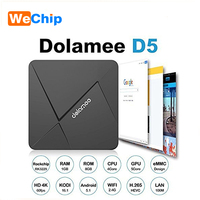 dolamee D5 TV Box 1G 8G RK3229 Quad Core Smart And ...