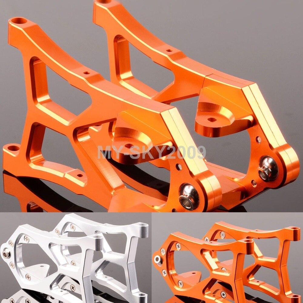 #85400 bras de SUSPENSION avant inférieur en aluminium droite et gauche pour Buggy RC 1/5 HPI Baja 5B SS 5 T