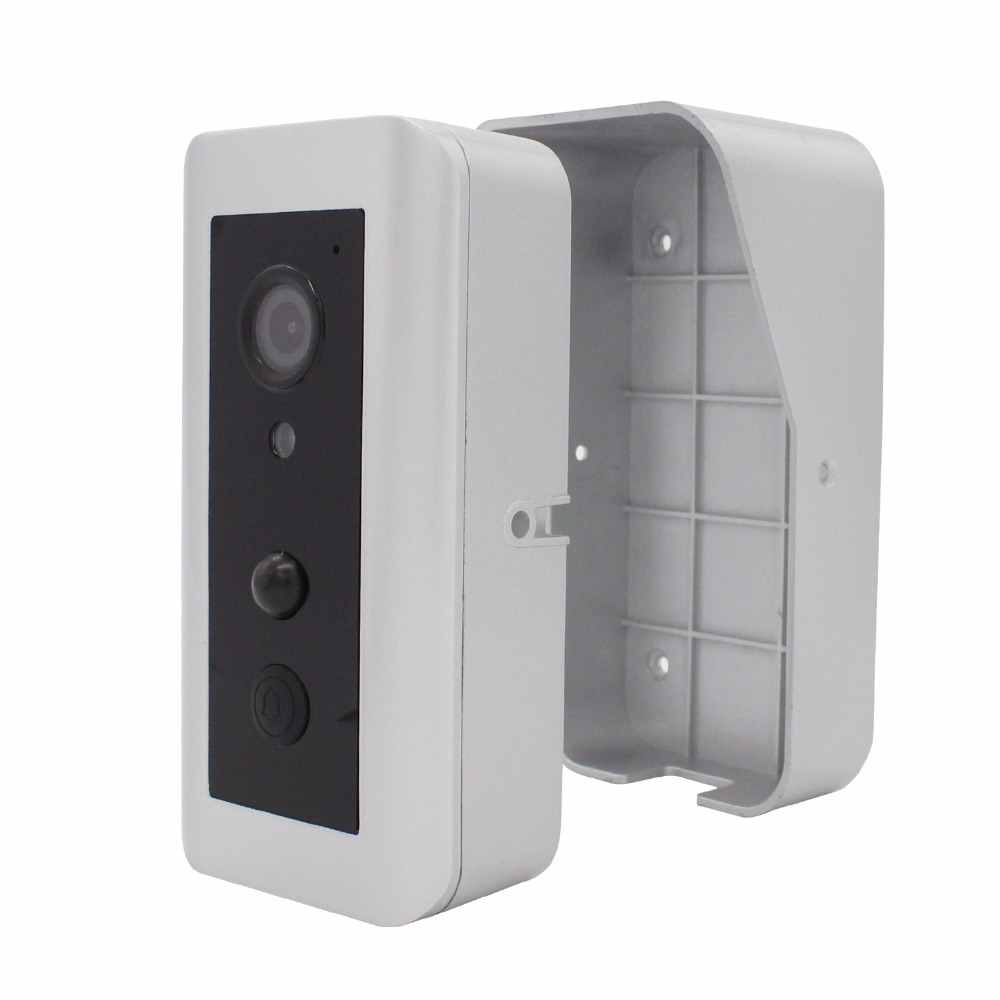 Video door phone doorbell wireless doorbell camera waterproof smart doorbell phone ring home security two-way audio mini camera