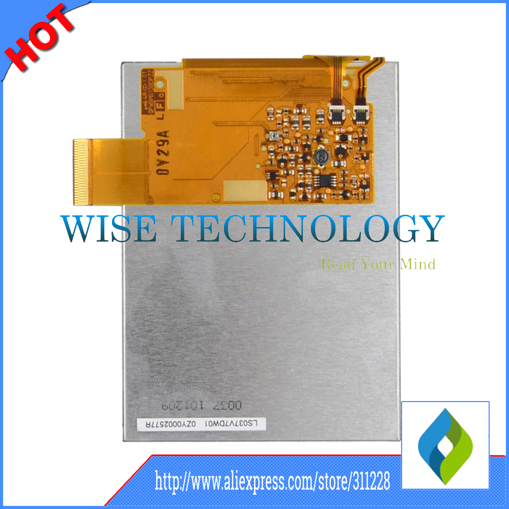 Original Used Tested Ls037v7dw01 Lcd Screen Display For Symbol Tv Pcb Board Circuit Induction Cooker Intelligent Mc9090 G Mc9190 Without The Boardpda