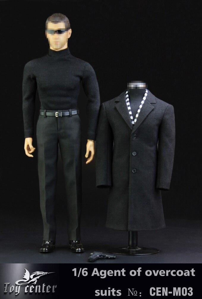Centro de juguetes 1:6 ropa de moda para hombre (Set B) CEN M01A B-in Figuras de juguete y acción from Juguetes y pasatiempos on AliExpress - 11.11_Double 11_Singles' Day 1