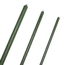 Поддержка растений крепкие колья с пластиковым покрытием стальная труба садовая трельяж Цветочная поддержка теплицы поставки для роста растений 8 шт