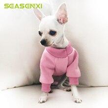 Теплая зимняя одежда для собак собака пальто куртки для маленьких собак чихуахуа/Йорки/Французский одежда для бульдога толстовки Одежда для собак зима куртка для собаккостюм для собак одежда для маленьких собак