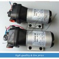 DC 40W Automatic Switch Diaphragm pump High pressure small electric Water Pump 12v mini 9.5L/min self priming sprayer pump