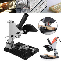 All Directions Angle Grinder Holder Electric Woodworking Power Lifting Tool Accessories Wood Milling Stand