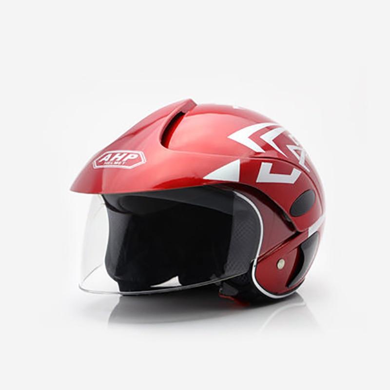 AHP Cute Children Motorbike Motorcycle Helmet Child Warm