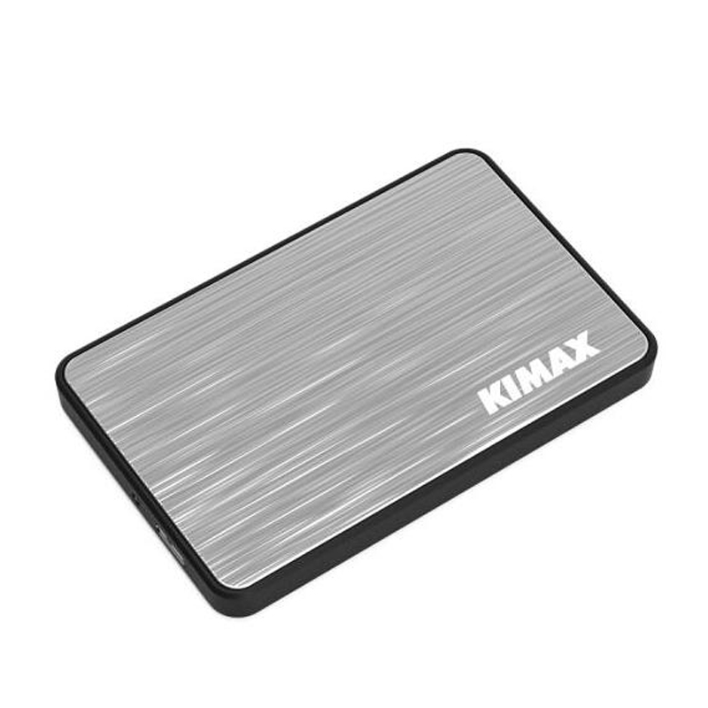 2.5 inch hard disk caddy high speed USB 3.0 6gbps hdd case plastic Enclosure portable sata III hdd carry box for 1TB hard disk стоимость