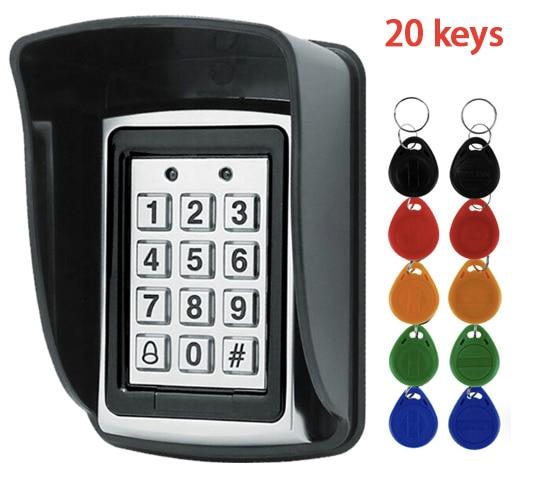 keypad cover 20 keys