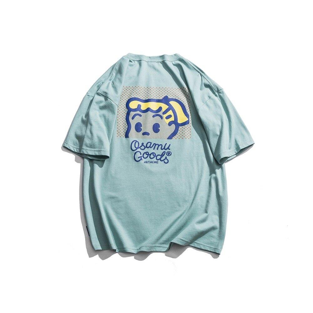 2019 Men t shirts Summer Fashion Slim Casual Print Tops Brand Modis Male O-Neck Short Sleeve Tees Y1514