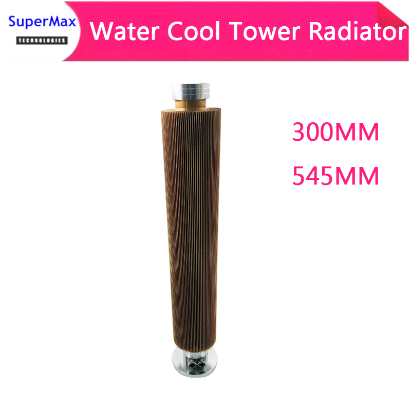 Computer water cooling tower radiator heat exchanger cooling tower cooling row water tank notebook water cooling