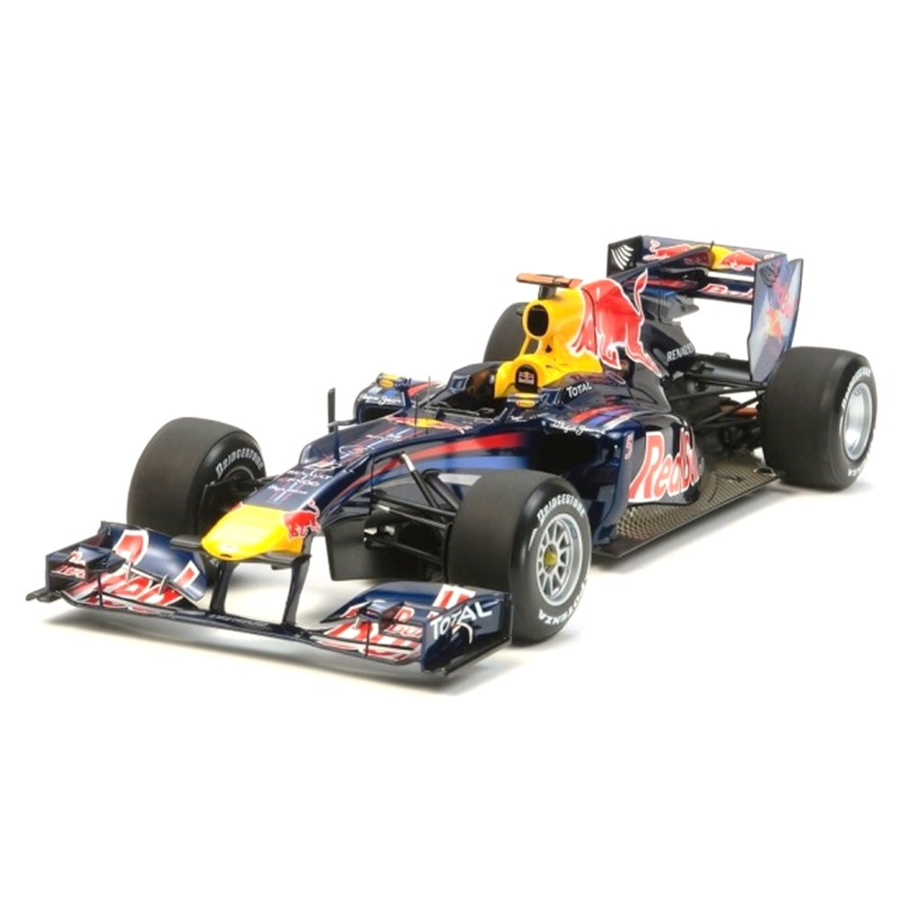 OHS Tamiya 20067 1/20 RB6 F1 Racing Car Scale Assembly Car Model Building Kits TTH стоимость