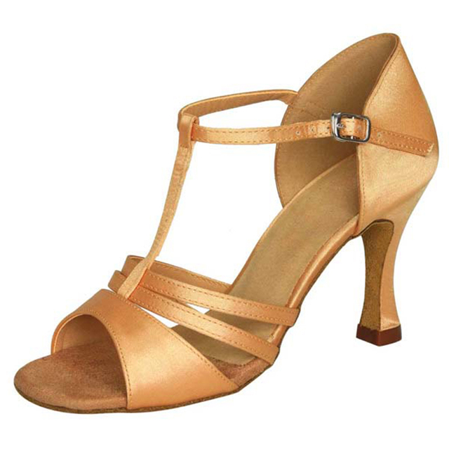 320f78da61 Zapatos Mujer de Salsa Salsa Pele Marrom Escuro Ou Marrom Altura Do Salto  Preto 8 cm