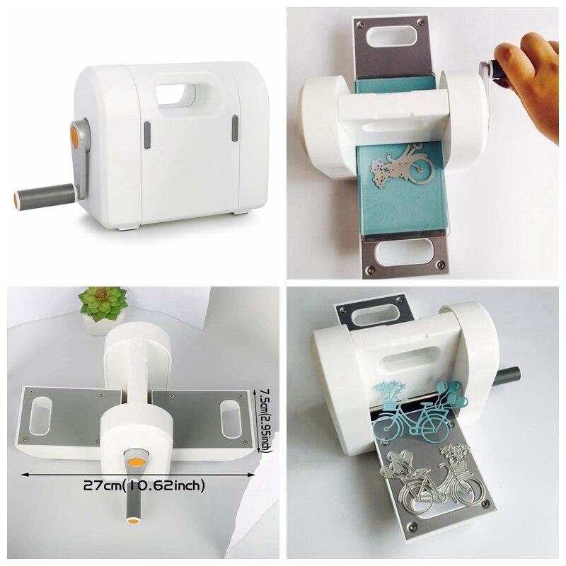 Die Cutting Embossing Machine Scrapbooking Cutter Piece Die Cut Paper Cutter Die Cutting Machine Home Embossing DIY Tools