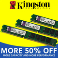 Оперативная память Kingston для ПК, модуль памяти для настольного компьютера, 1 ГБ, 2 Гб, PC2 DDR2, 4 Гб, DDR3, 8 ГБ, 667 МГц, 800 МГц, 1333 МГц, 1600 МГц, 8 ГБ, 1600
