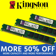 Kingston PC Memoria RAM Memoria para Computadora de Escritorio de 1GB 2GB PC2 DDR2 4GB DDR3 8GB 667 800MHZ 1333MHZ 1600MHZ 8GB 1600(China)