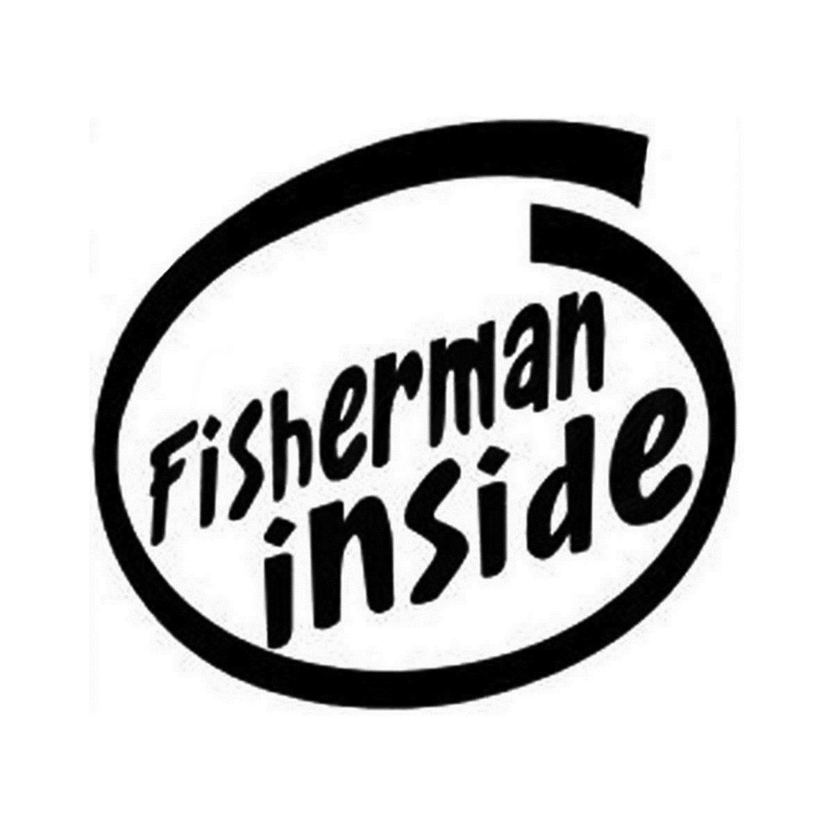 Popular stickers fishing buy cheap stickers fishing lots for Fishing car stickers