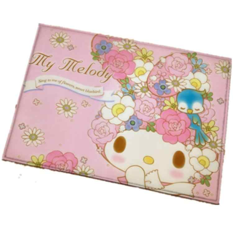 IVYYE 1PCS My Melody Anime Teppich Dekoration Hause Weichen Teppiche Cartoon Schlafzimmer Fußmatten Bad Plüsch Teppiche Fußmatte NEUE