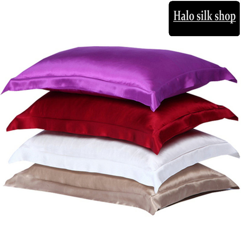 Aliexpress.com : Buy Halo Silk Shop 19m/m Silk Pillowcase