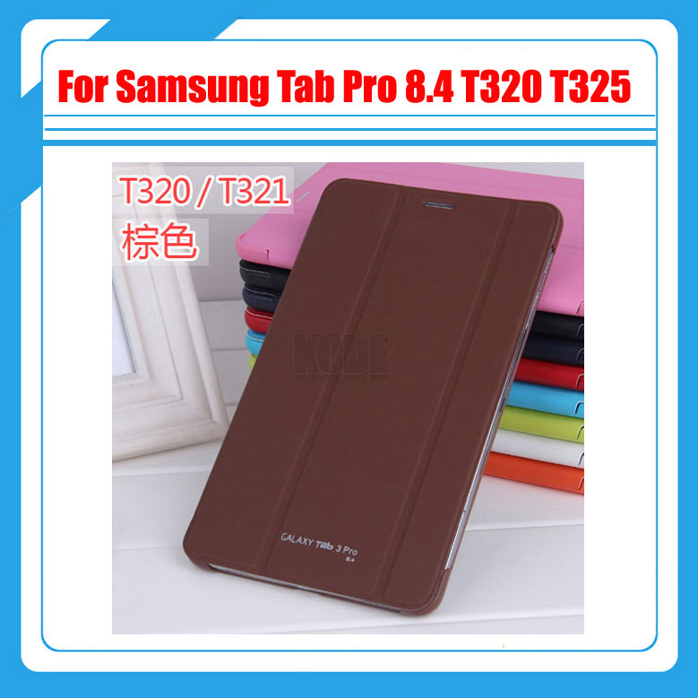 все цены на  High Quality Business Book Cover Smart Case For Samsung Galaxy Tab Pro 8.4 T320 SM-T320 T321 T325 + Stylus and  онлайн