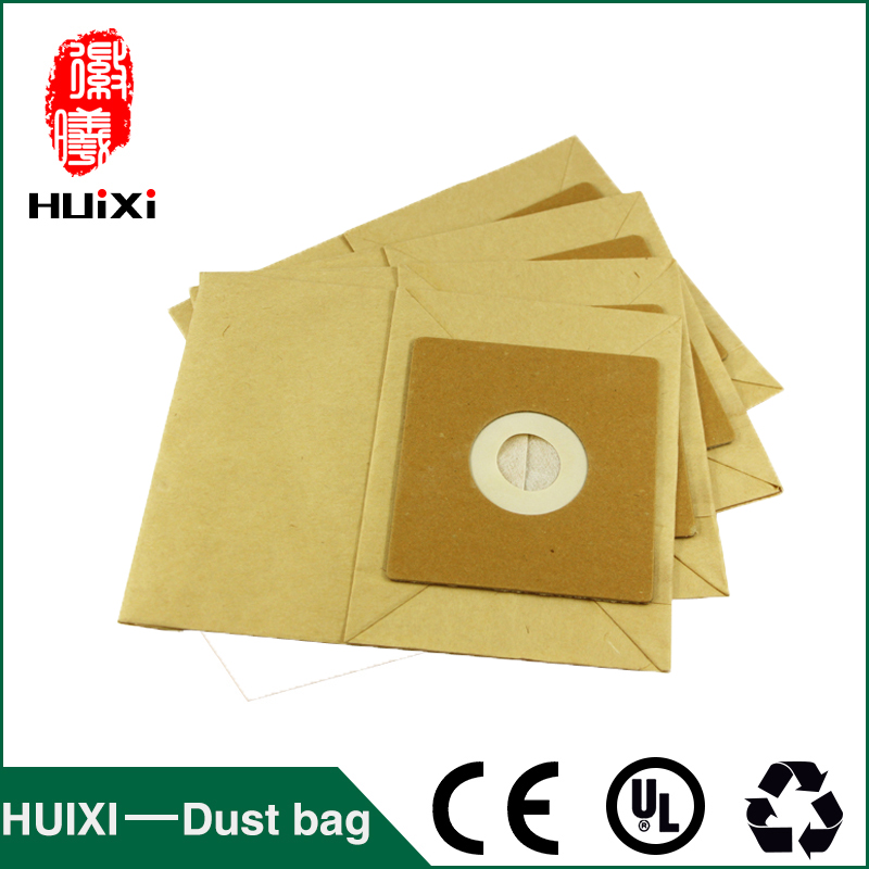 25pcs 50mm Vacuum Cleaner Paper Dust Bags And Change Bags With High Quality For FC8334 FC8336 QW12Z-07G QW12Z-02E QW12 etc