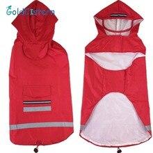 Hooded Dog Raincoats