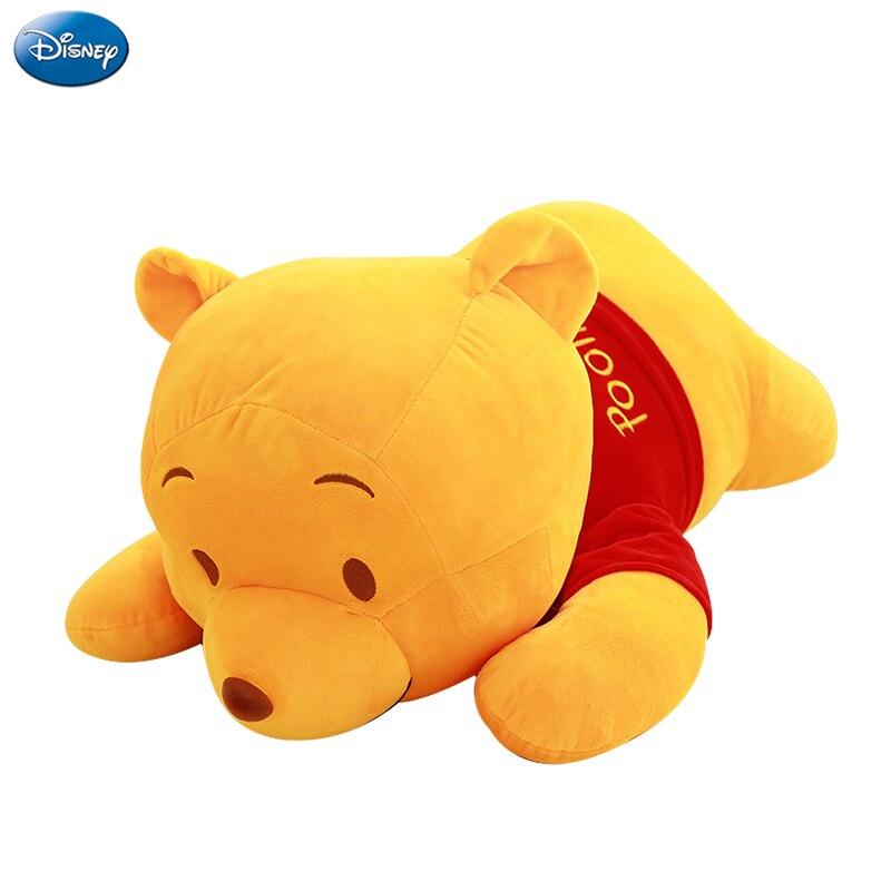 Disney Winnie The Pooh Bär infant plüsch spielzeug kissen kissen kinder begleit spielzeug geschenk