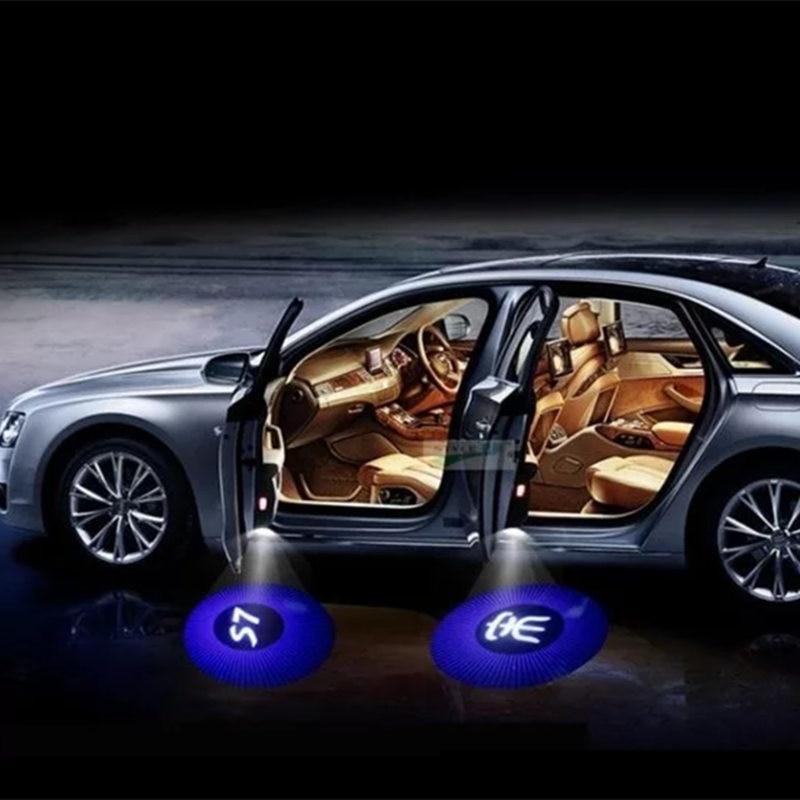 BYD Car Dedicated Welcome Lights, Door Lights Modification,door Projection Lamp ,2 Piece/lot