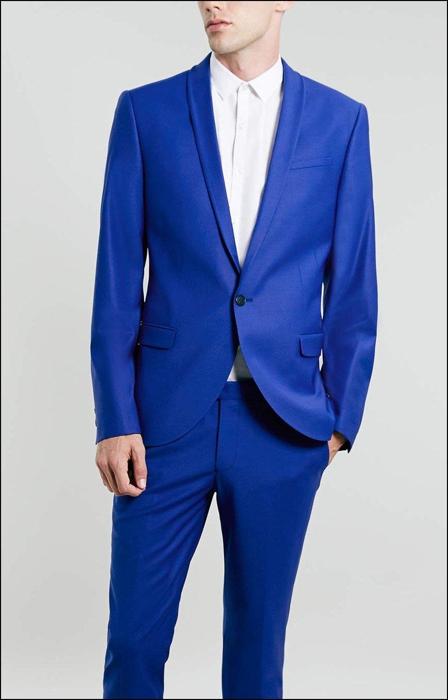 Popular Royal Blue Tailored Tuxedo-Buy Cheap Royal Blue Tailored ...