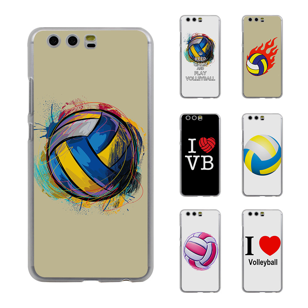 coque huawei y7 volleyball