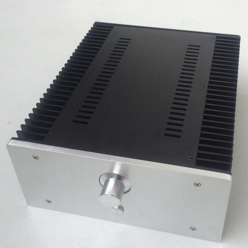 2612 Aluminum enclosure Preamp chassis Power amplifier case/box size 260*120*311mm