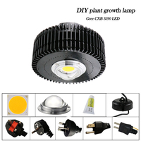 Growing Lamps LED Grow Light 100W AC85 265V Full Spectrum Plant Lighting Fitolampy For Plants Flowers Seedling Cultivation