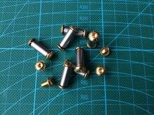 DIY Tool High-strength 12.9 Round Head Lock Screw Gold