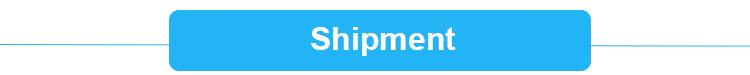 20 shipment