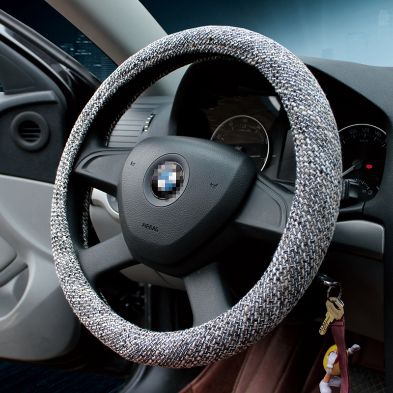 Steering Wheel Covers 38cm For All Car Models For Acura