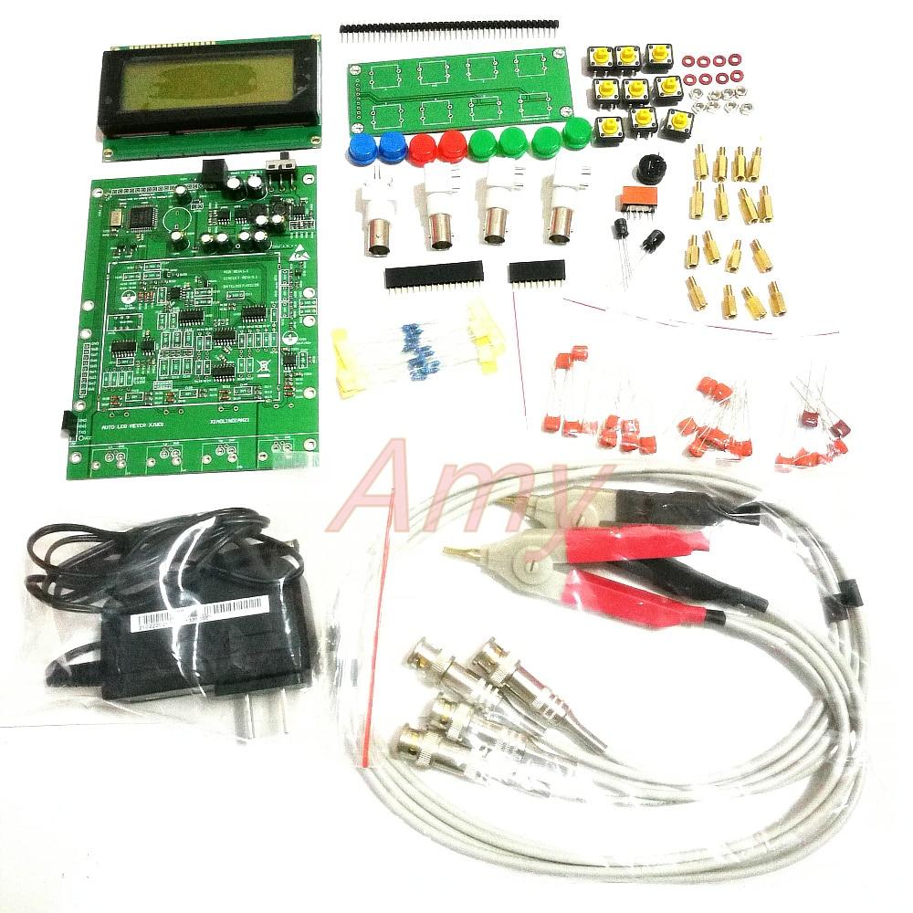 XJW01 DIY Kit 0.3% LCR Digital Bridge Board