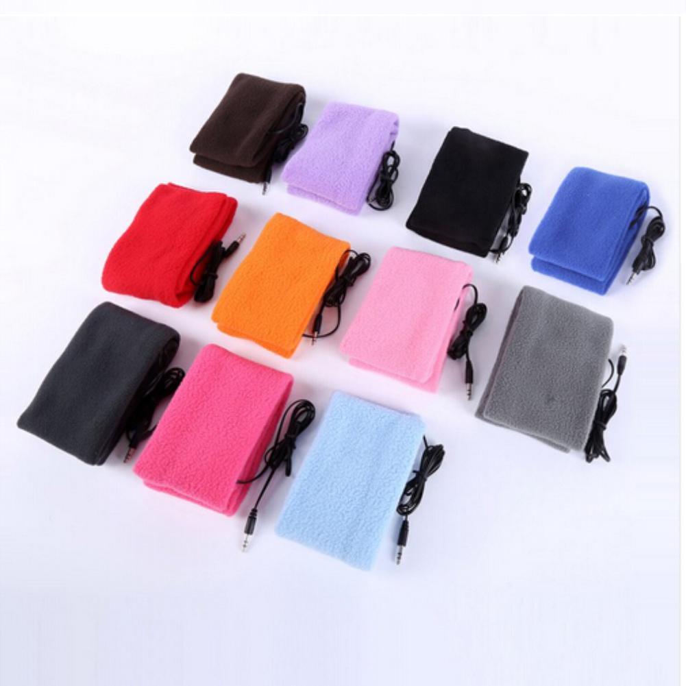 10 couleurs Lavable Anti-bruit Sport Courir Écouteurs de Couchage Bundle Musique Bandeau Sommeil Mobile téléphone Casque pour Mobile téléphone