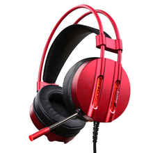 Cosonic M9 Gaming Headset USB+3.5mm Jack Headphones Wired Earphones With Microphone For Computer PC Gamer Tablet PS4 X-Box