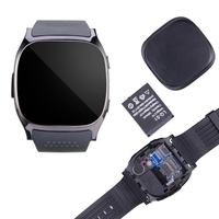 T8 Bluetooth Smart Watch Support SIM TF Card 1 54 Inch LBS Locating With 0 3mp