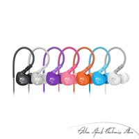 MEElectronics M6P Sport FI Mini Earbuds Headphones Wired Professional In Ear Sport Detach Earphone With Mic