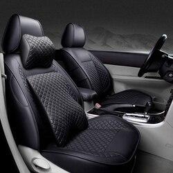 Специальные кожаные чехлы для сидений автомобиля высокого качества Ford mondeo Focus 2 3 kuga Fiesta Edge EXPLORER Fiesta fusion автомобильные аксессуары