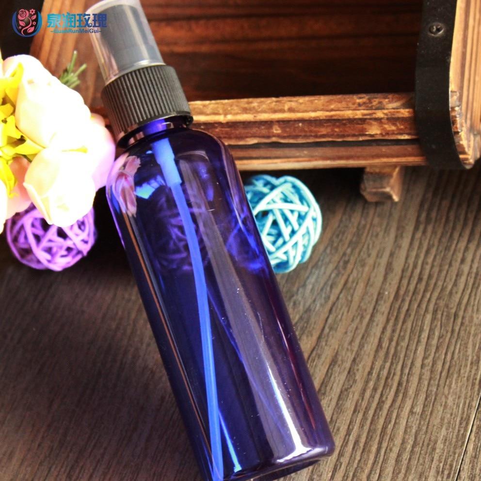 100ml Refillable Portable Perfume Bottle Traveler Spray Atomizer Empty Parfum Bottle Scent Pump Case Make Up Tool 2pcs/lot PP13