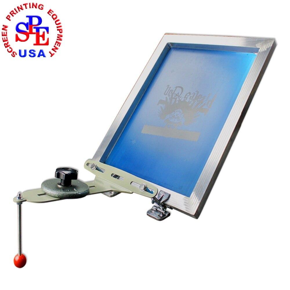 screen printing machine screen printing hinge clamp lm64p83l disblay screen