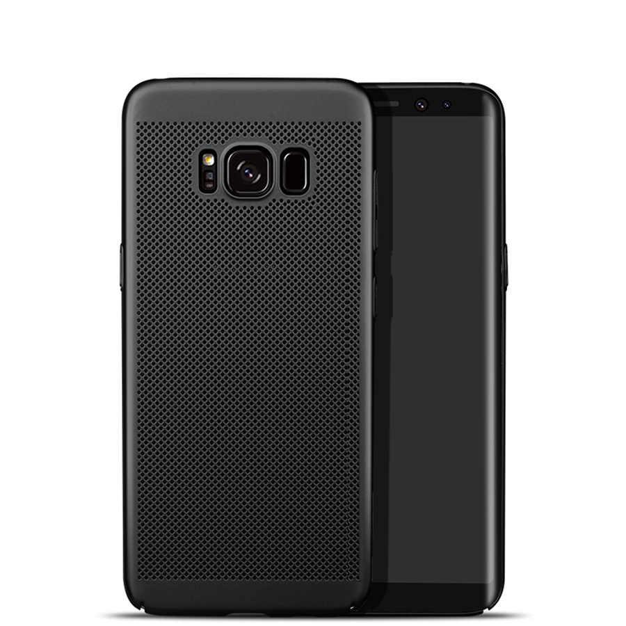WST ультра тонкий чехол для телефона для Samsung Galaxy S8 S9 S7 S6 плюс S6 Edge Plus S8 S9 плюс S7 S6 случае полый тепла Пластик полное покрытие
