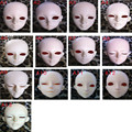 1/3 1/4 1/6 BJD SD doll single head face up pratice