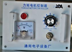 Torque Motor Controller 25A Three-phase Torque Motor Controller Torque Motor Governor TMA-4B25