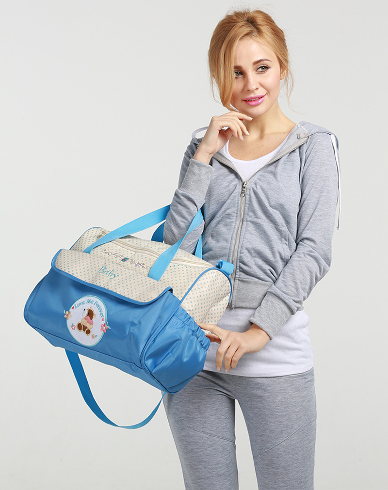 Newest Cartoon Mummy Bag  Fashion Diaper Bag maternity appy Bag For Mommy And Baby   Diaper Backpack big diaper bag