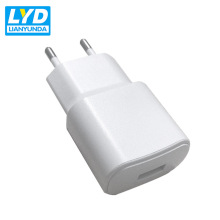 EU Plug 5V-1A 2A USB Charge AC-DC Power Charger For Electrical Equipment Switching Chargrer