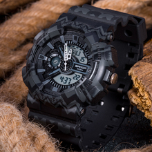 Sports Watches SANDA Camping Clock Chronograph Waterproof Casual Fashion Relogio 999