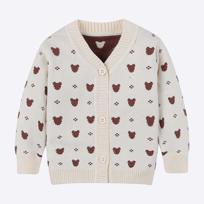 baby girls wool coat